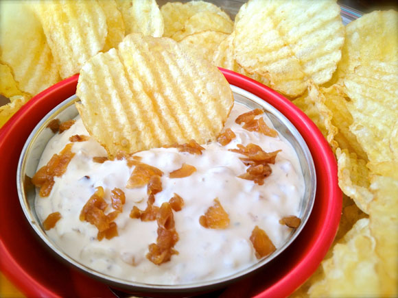 How to Make French Onion Dip Recipe
