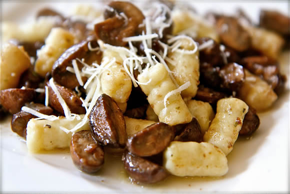 Get the Idaho Potato Gnocchi Recipe