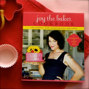 Joy the Baker Cookbook on Amazon