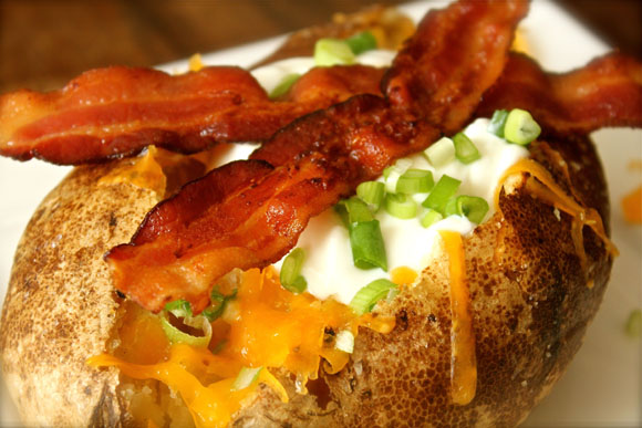 Monster Baked Potato Recipe And Tips
