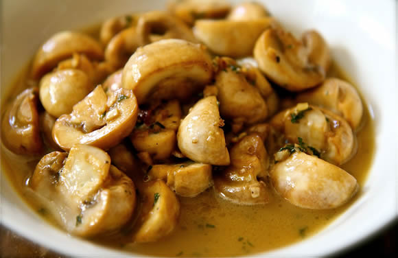 Brown Butter Mushroom Sauce Recipe