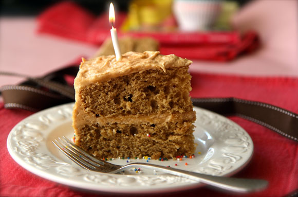 Peanut Butter Cake Recipe!