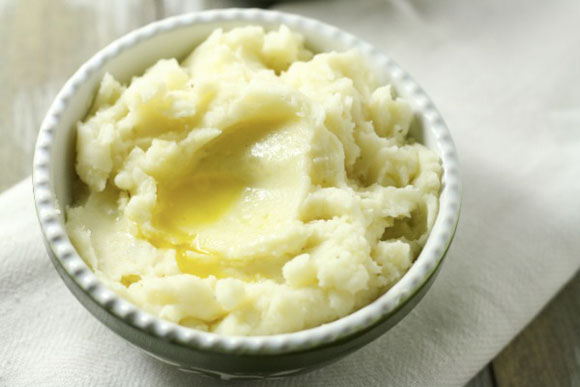 Perfect Mashed Potatoes from Julie Deily, The Little Kitchen