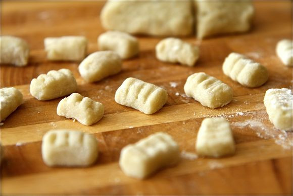 Idaho Potato Gnocchi Recipe