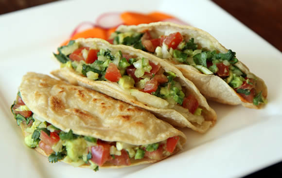 Tacos de Papa - Potato Tacos Recipe