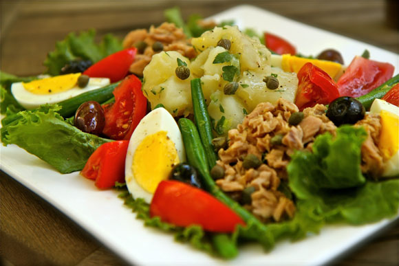 Julia Child's Salade Nicoise Recipe