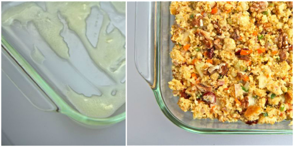 Sweet and Spicy Cornbread Dressing Recipe