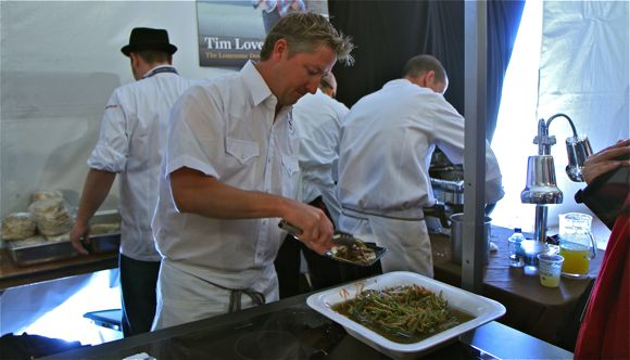 Pebble Beach Food & Wine 2012