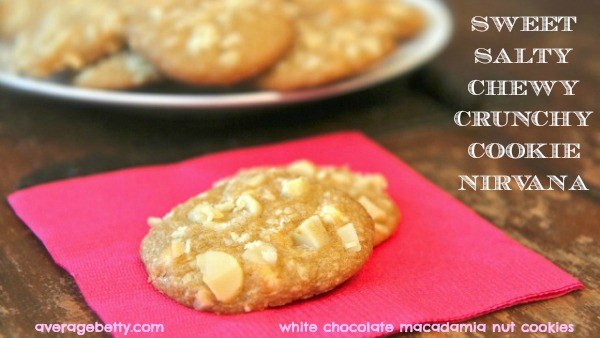 How to Make White Chocolate Macadamia Nut Cookies Recipe