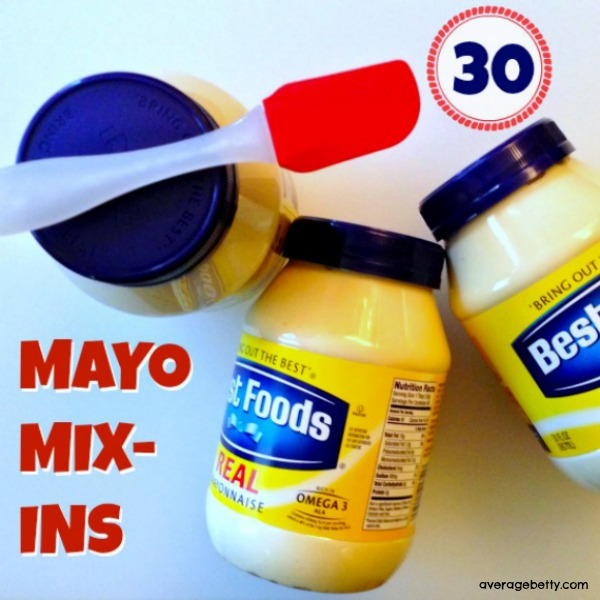 30 Mayonnaise Mix-Ins at Babble.com