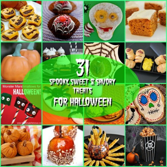 31 Spooky, Sweet and Savory Treats for Halloween at Babble.com
