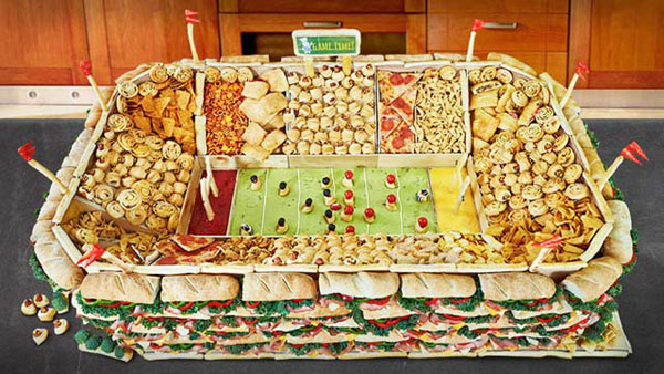 Favorite Football Party Recipes