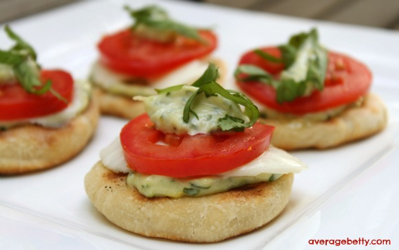 Caprese Appetizers Video Coming Soon!