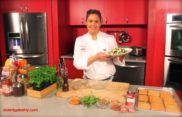 Top Chef Antonia Lofaso Address Your Heart