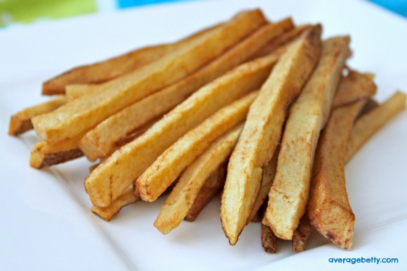 How to Make Crispy French Fries at Home