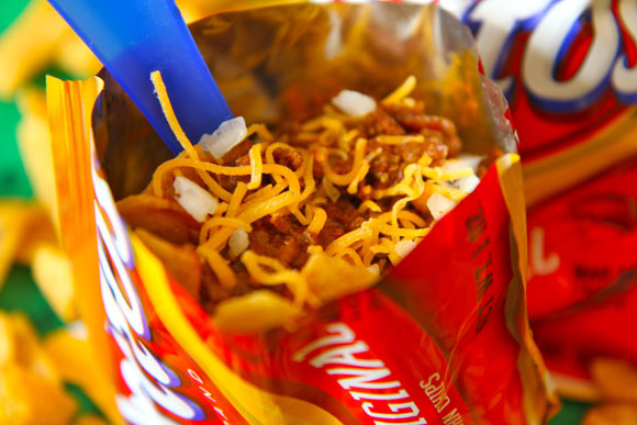Frito Pie - Walking Taco Recipe