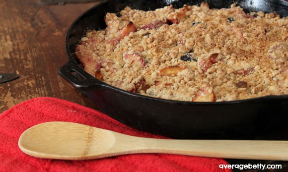 Fruit Cobbler Recipe