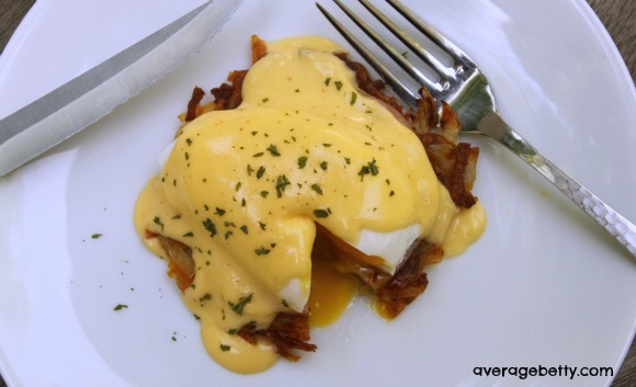 Idaho Potato Hash Brown Benedict Recipe