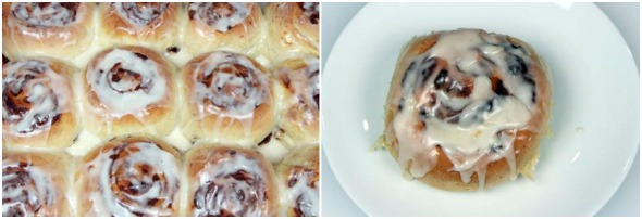 Idaho Potato Cinnamon Rolls Recipe