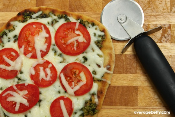Pesto Pizza Video Coming Soon!