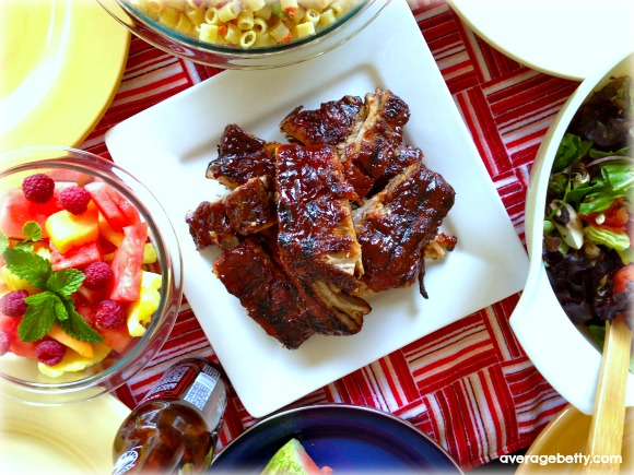 Tailgating with Pork + a GIVEAWAY!