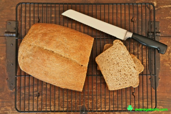 Fast + Easy Rye Bread Recipe