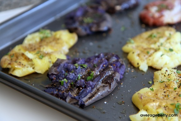 Smashed Fingerling Potato Recipe
