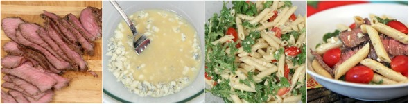 Steakhouse Pasta Salad Recipe Video