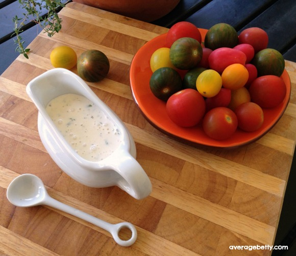 Buttermilk Ranch Dressing Recipe