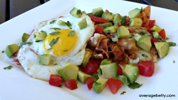 California Avocado Chilaquiles Recipe