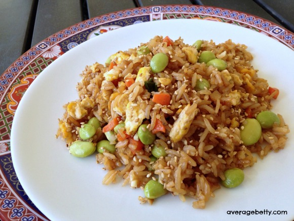 California Fried Rice Recipe