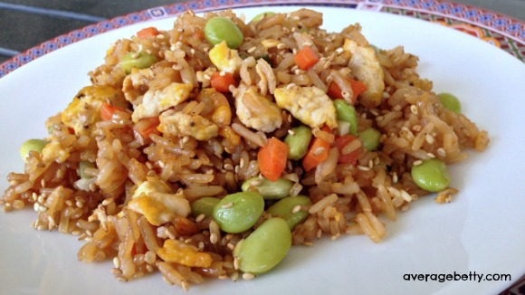 How to Make California Fried Rice Recipe