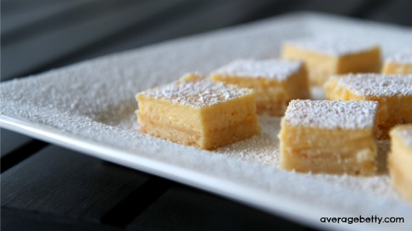 How to Make Meyer Lemon Bars Recipe