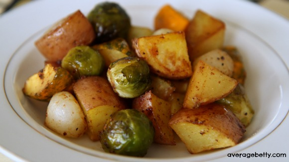 How to Make Oven Roasted Vegetables Video