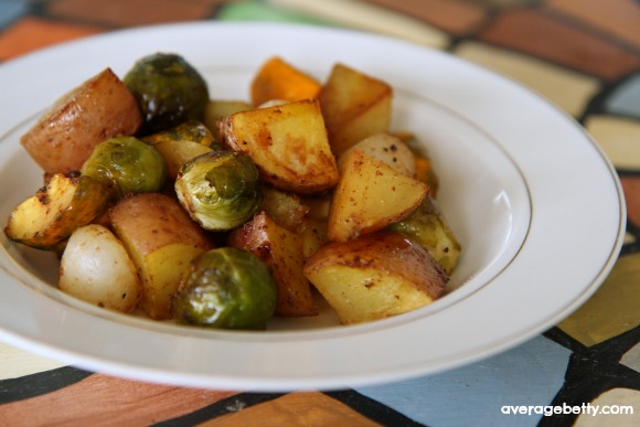 Oven Roasted Vegetables Recipe Video