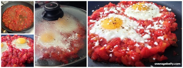 National Nutrition Month and Salsa Simmered Eggs Recipe