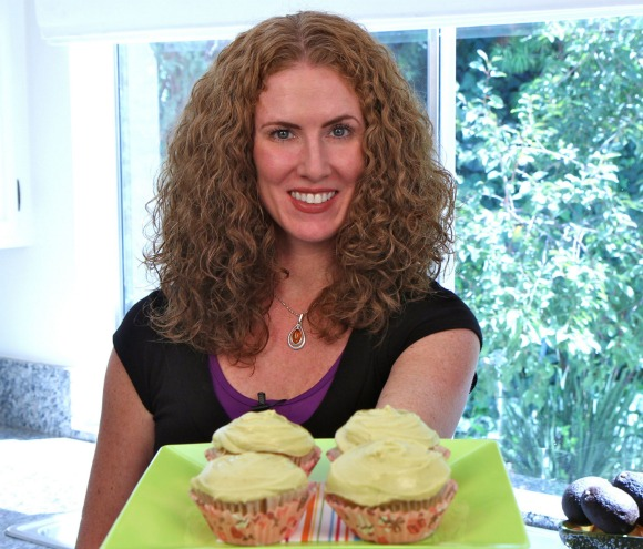 GIVE + TAKE Avocado Cupcakes Video Recipe