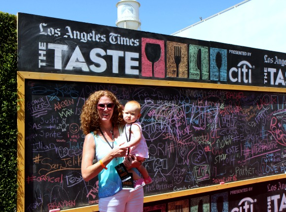 Los Angeles Times The Taste 2014
