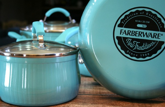 Farberware New Traditions Cookware Giveaway!