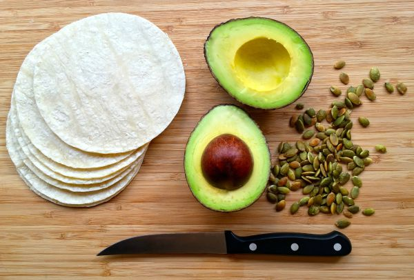 Crispy Tacos Recipe f/ California Avocados