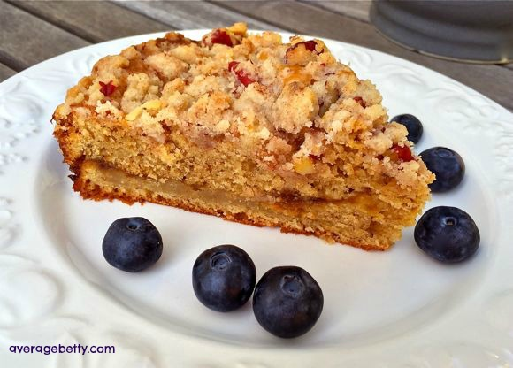 CRUMB CAKE - How to Make Streusel Topped Filled Coffee Cake Recipe