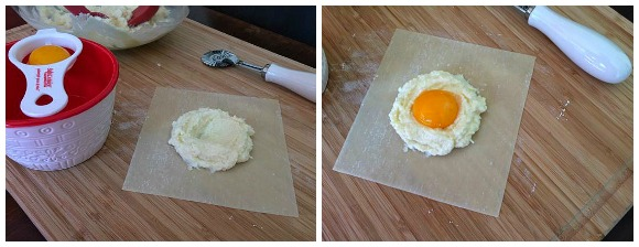 RED CARPET RAVIOLI - Ricotta and Egg Ravioli Recipe f/ Davidson's Safest Choice Eggs