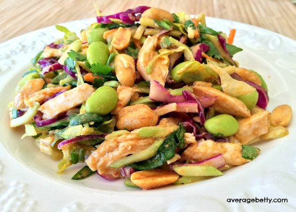 Crunchy Thai Salad Recipe