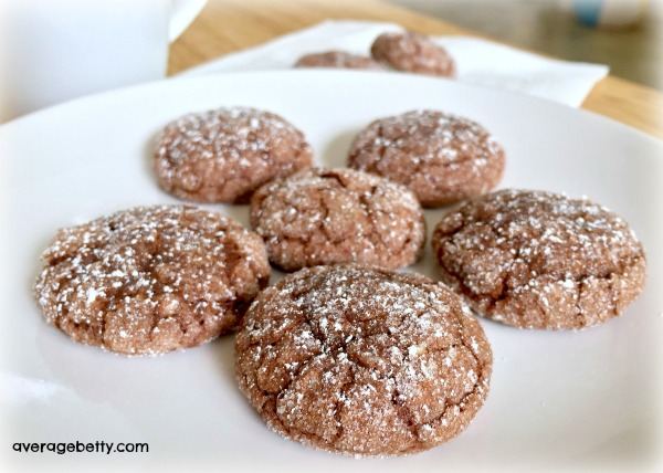 Chocolate Sparkle Cookies Recipe Video