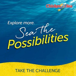 Chicken of the Sea #SeaThePossibilities Challenge