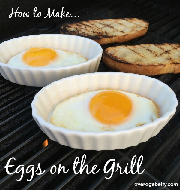 How to Make Eggs on the Grill Video f/ Davidson's Safest Choice Eggs