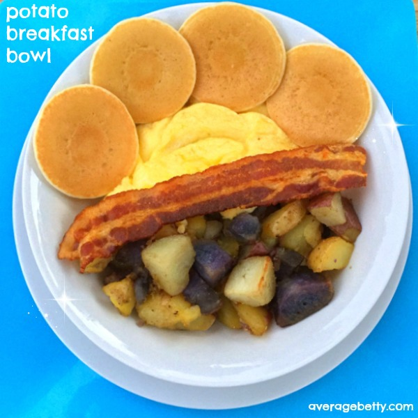 Potato Breakfast Bowls Recipe Video f/ Idaho Potatoes