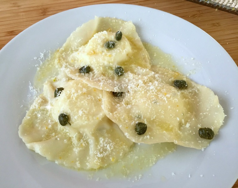 Potato Ravioli Recipe Video f/ Idaho Potatoes