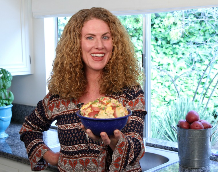 Classic Potato Salad Recipe Video f/ Idaho Potatoes