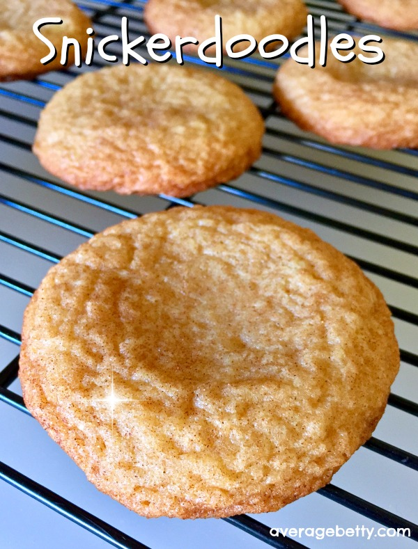 How to Make Snickerdoodles Recipe Video